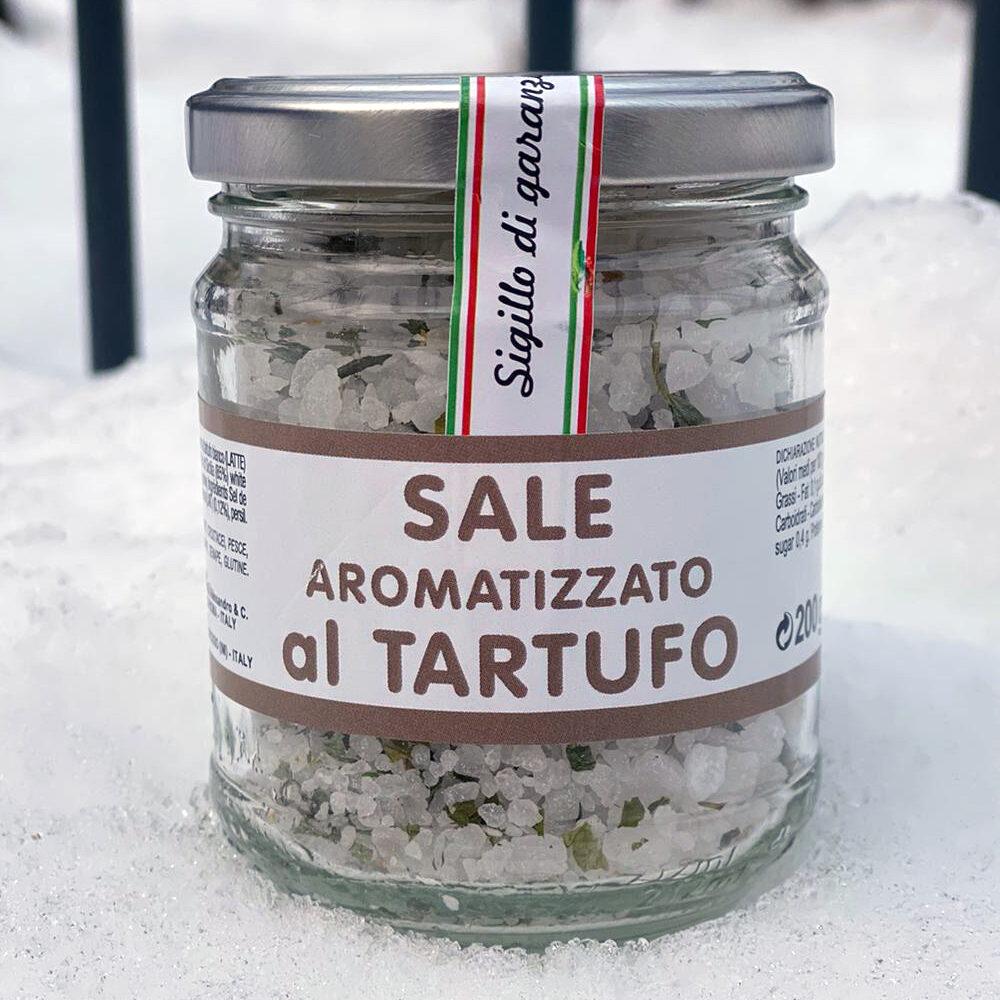 Sale aromatizzato al Tartufo