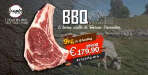 BBQ Box Costate di bovino adulto Piemontese